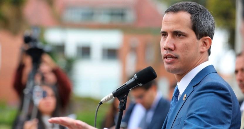 guaido 2 - Juan Guaidó, líder opositor de Venezuela, da positivo a COVID-19; asegura que tiene síntomas leves