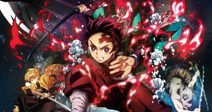 kimetsu no yaiba banner 5 - Demon Slayer: Kimetsu no Yaiba, el anime que está rompiendo récords, llegará a Netflix Latinoamérica