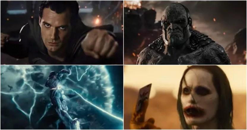 liga de la justicia 2 - Las 10 grandes diferencias entre el Snyder Cut y Liga de la Justicia de Joss Whedon de 2017