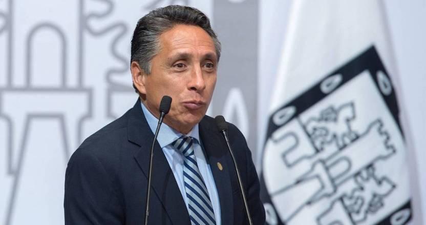 manuelnegrete - El exfutbolista Manuel Negrete buscaría la gubernatura de Guerrero con Fuerza por México