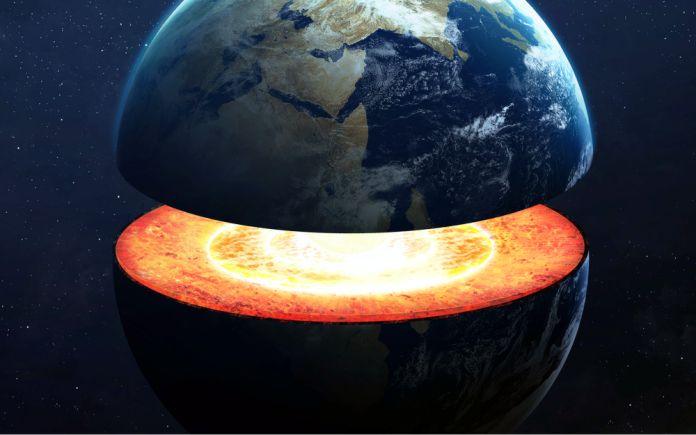 nucleo de la Tierra - La misteriosa capa oculta de la Tierra que desconcierta a los científicos
