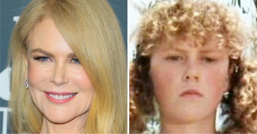 primeros papeles - Así lucían estas 15 estrellas de Hollywood en sus primeros papeles. Angelina era idéntica a Shiloh