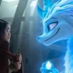 raya - Raya y el último dragón, cinta de Disney codirigida por Carlos López Estrada y con la voz de Danna Paola