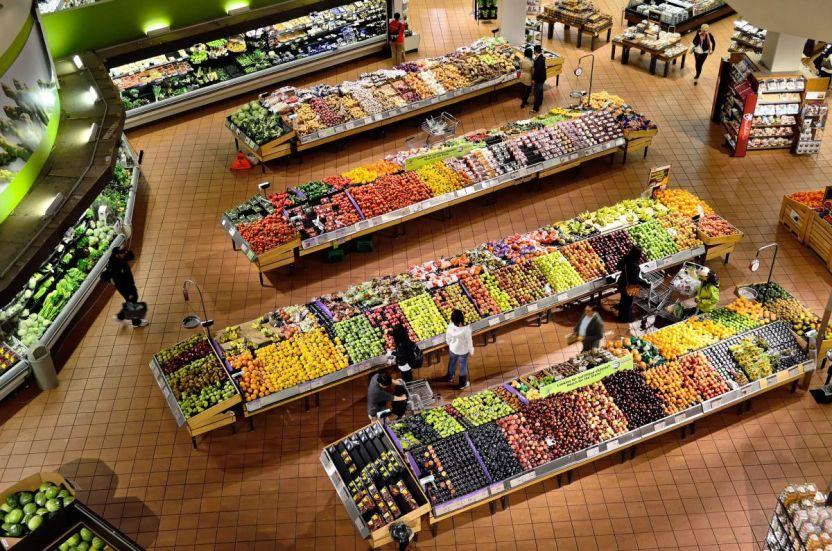 supermercado - Qué tiendas estarán abiertas y cerradas durante el domingo de Pascua en Estados Unidos