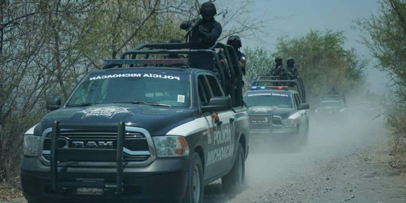 607a1f8987232 - Brigada de vacunación contra la Covid-19 es atacada en Michoacán