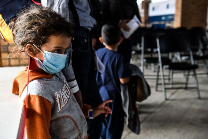 Asilo GettyImages 1231757665 - EE.UU. despliega un equipo de USAID para brindar ayuda humanitaria en el Triángulo Norte