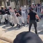 Screenshot 20210426 220552 - (Video) A golpes terminó un entrenamiento de la Guardia Nacional