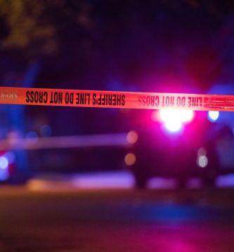 Sheriffs Line   Do Not Cross   Crime Scene 42017360970 - Tiroteo causa múltiples víctimas en instalación de FedEx en Indianapolis