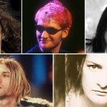 rockeros 90 - Las trágicas muertes de los rockeros legendarios de los 90