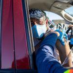 Californian farmworkervaccine 022521 02 Spanish Article Use Only - Agricultores actúan por su cuenta para proteger a los campesinos