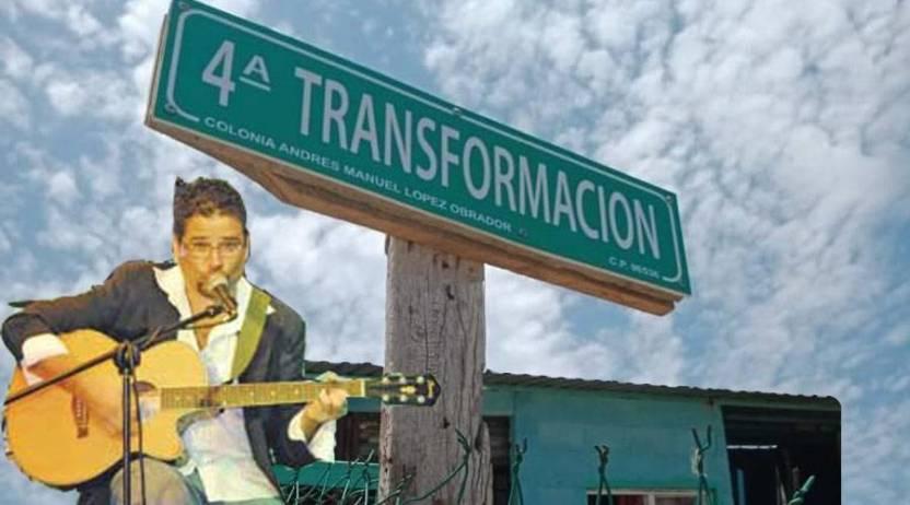 VERA - Veracruz, hasta con su música apuntala a la 4T