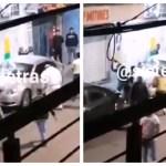 ataque cartel tlahuac - VIDEO: Cártel de Tláhuac destruyendo autos mientras CdMx se ocupaba de L12