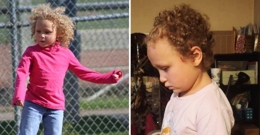 portada nina 7 anos traumada profesora cortara pelo fuerza - Bambina di 7 anni traumatizzata dopo che l'insegnante le taglia i capelli con la forza. Un atto di discriminazione