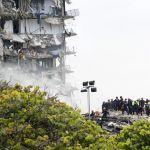 GettyImages 1325476107 - Derrumbe en Miami: cómo el edificio colapsó en tan solo 12 segundos