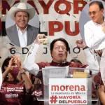 """MORENA - TEPJF multa a Morena por """"atribuirse"""" vacunación contra la COVID"""