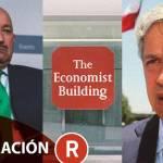 PORTADA PARA ESPECIALES - La agenda de Claudio X. González, The Economist y Salinas