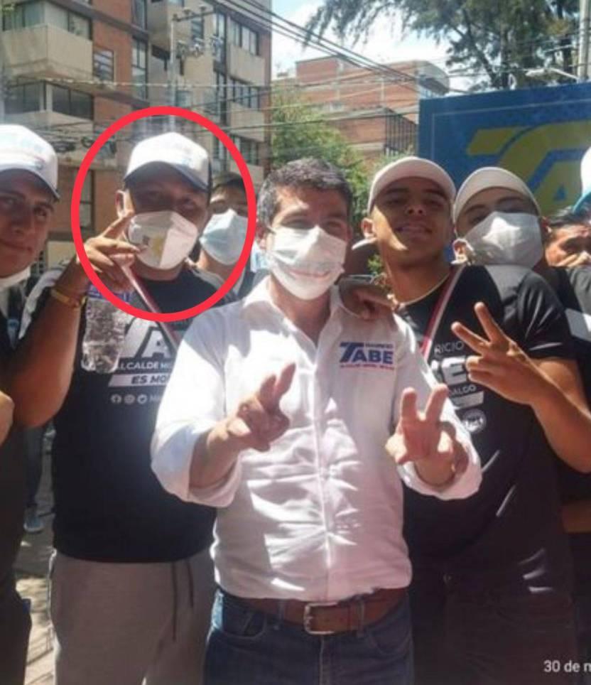 WhatsApp Image 2021 06 05 at 19.12.22 1 - Candidato del PAN por Miguel Hidalgo y Margarita Zavala, ligados a líder de 'Unión Tepito'