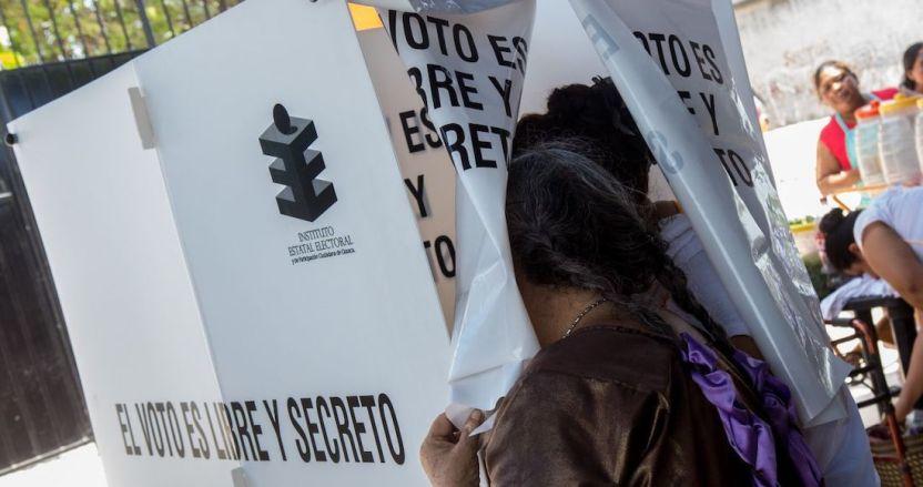 cuartoscuro 659681 digital - Localidad de Oaxaca y 6 municipios de Chiapas no instalarán casillas