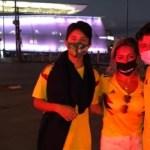 fanaticos futbol colombia copa america - Familia colombiana viajó hasta Brasil para ver la Copa América sin saber que no se aceptaba público
