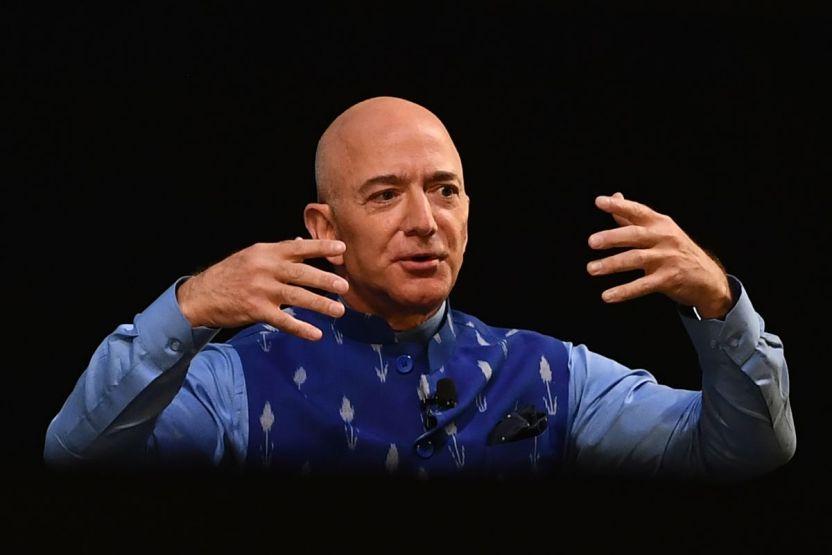 gettyimages 1193818193 - Jeff Bezos anuncia que volará al espacio el próximo 20 de julio