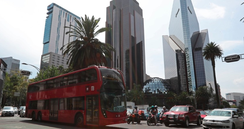 """inteligente - La Concamin ven potencial para crear 13 """"ciudades inteligentes"""" en México"""