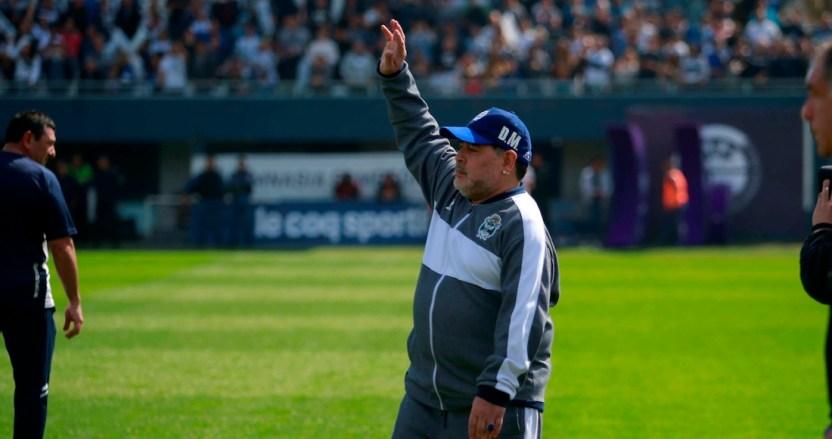 maradona - Coordinador de enfermeros de Maradona asegura que nunca vio al futbolista