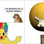memes simulacro - La alerta sísmica no suena y usuarios reaccionan con MEMES