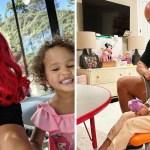 papas famosos  - 10 papás famosos que rompen los estereotipos de género y simplemente se divierten con sus hijas