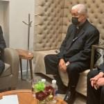 secretario de vaticano - Secretario de Estado del Vaticano llega a México; se reunirá con AMLO