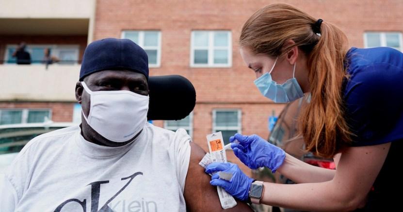 vacuna eu - Estados Unidos supera las 600 mil muertes provocadas por la COVID
