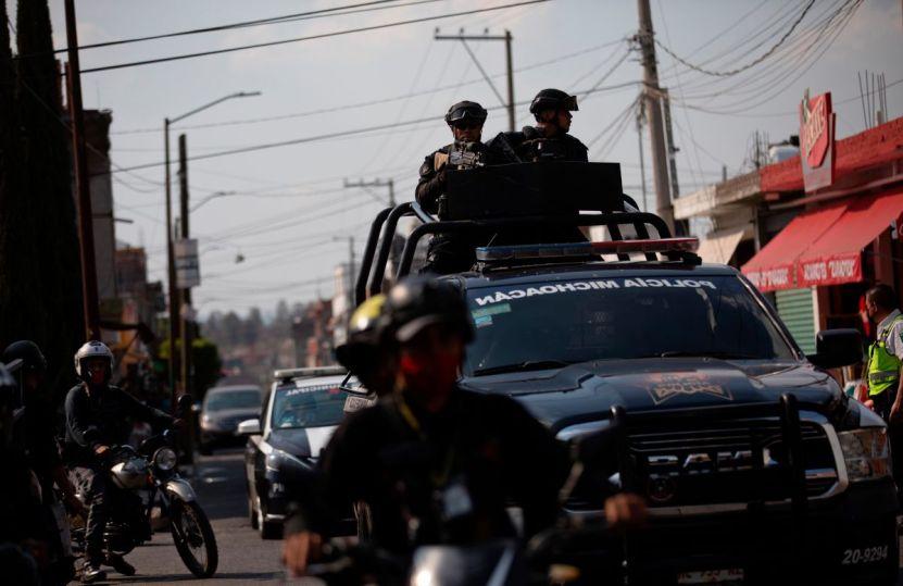 violencia mexico c49692335891bbe1b9361aee84a2289e80fd6993 - México extraditó a EE.UU. al Rey Midas, operador financiero del Cártel de Sinaloa