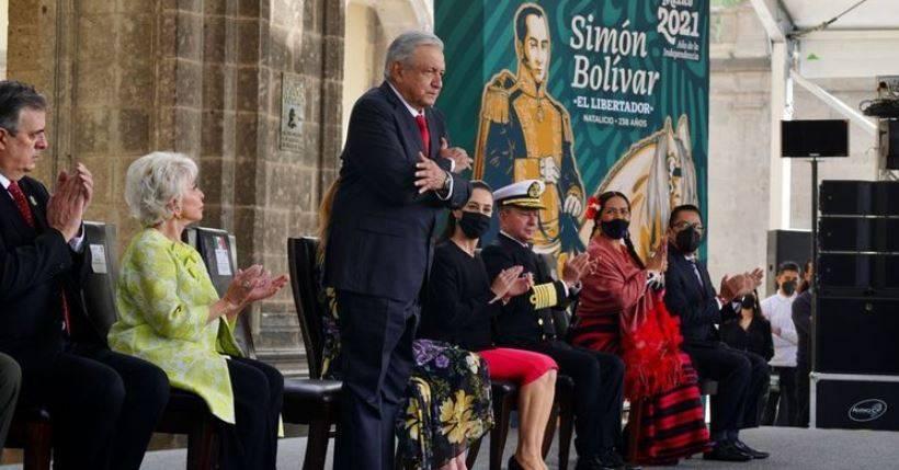 AMLO OEA  - AMLO plantea sustituir a la OEA por un organismo similar a la Unión Europea