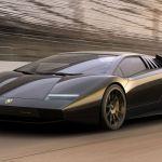 Lamborghini Countach 50 Concept 230721 05 - ¿El Lamborghini Countach vuelve a vivir?