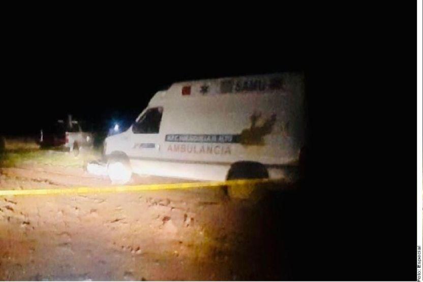 Narcos matan a paramédicos por llevar a hospital a herido de un grupo rival - Narcos matan a paramédicos por llevar a hospital a herido de un grupo rival