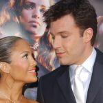 ben jlo - Así como quien no quiere la cosa... Jennifer Lopez y Ben Affleck posaron juntos por primera vez