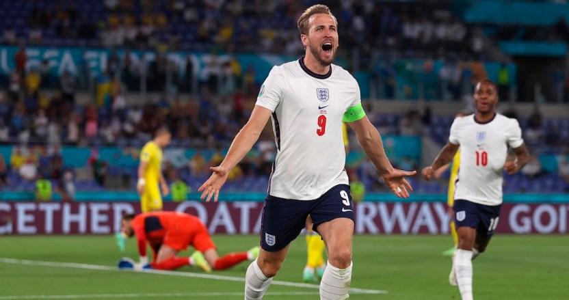inglaterra ucrania - Inglaterra termina con el sueño de Ucrania y lo golea 4-0 para avanzar a semis