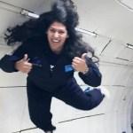 """joven astronauta brasil - Joven se esfuerza para ser la primera astronauta de Brasil: """"Mi mayor inspiración es mi madre"""""""