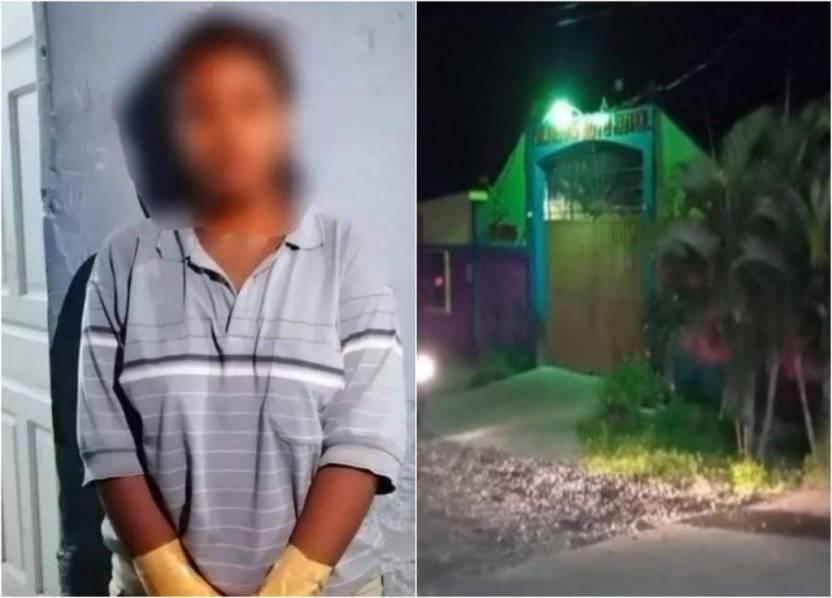 mujer motel asesina violador 1024x736 - Mujer seduce y mata al hombre que la violó de niña