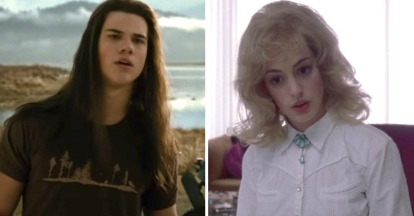 peinados - 38 veces que los actores famosos lucieron peinados terribles en pantalla