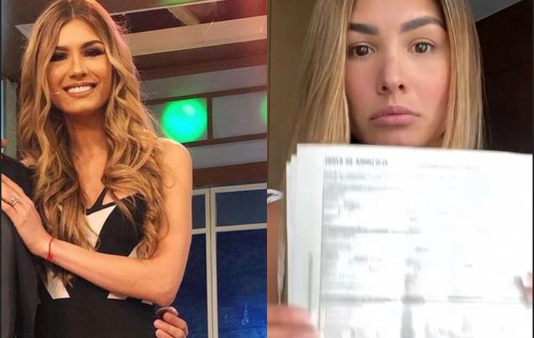 67F3CE33 B193 4AC1 AFE6 A5B32A28C9B6 - Osmariel Villalobos denunció públicamente la golpiza que le dio su pareja (Video)