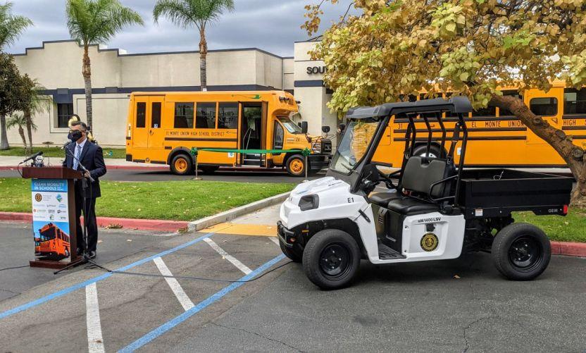 PXL 20210818 222509601 - Inicia la movilidad limpia en las escuelas de El Monte