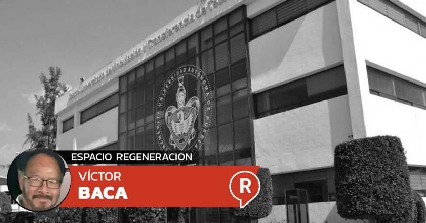 Portada nueva 3 2 - #Opinión: Legalidad y transformación en la Buap. (Charla con el Dr. Francisco Vélez Pliego)