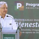 """amlo 6 - Adversarios """"nos hacen lo que el viento a Juárez"""", dice AMLO desde Chiapas"""