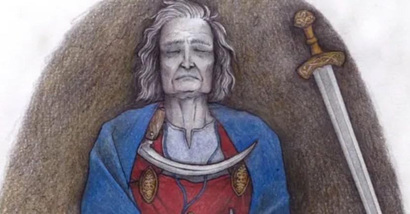 """descubren restos de persona no binaria de la epoca medieval 1 - Ils découvrent les restes d'une personne non binaire dans une tombe de l'époque médiévale. Elle était """"respectée"""" et """"estimée"""""""