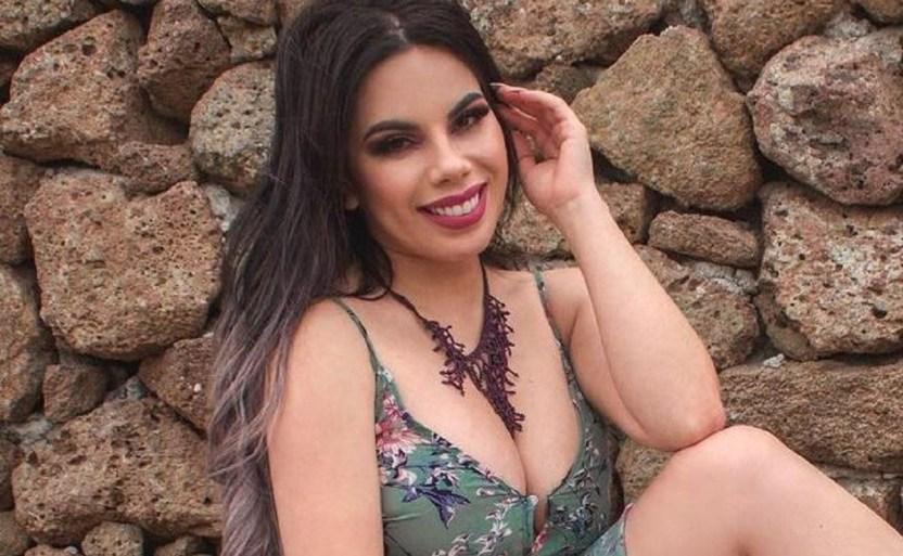 lizbeth rodriguez polemica.jpg 242310155 - Lizbeth Rodríguez disfruta de la playa en traje de baño