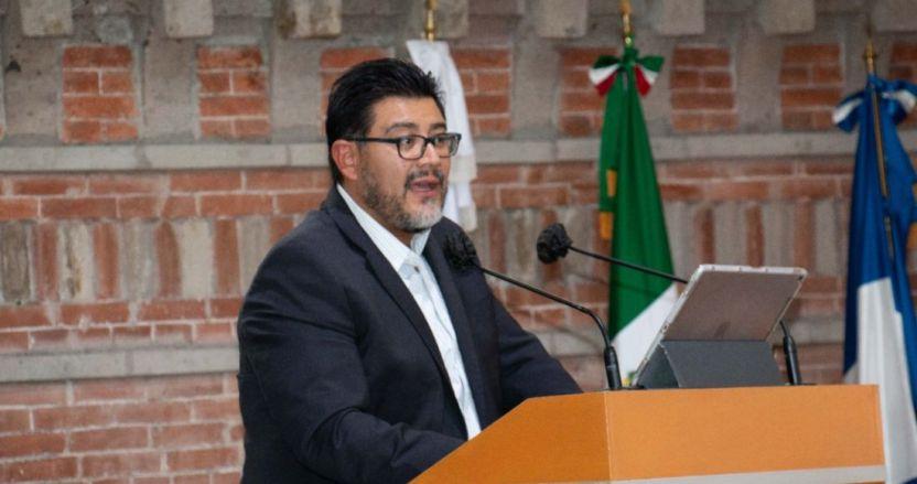 reyes rodriguez mondragon tw - El Magistrado Reyes Rodríguez agradece a Zaldívar por respetar la autonomía del TEPJF
