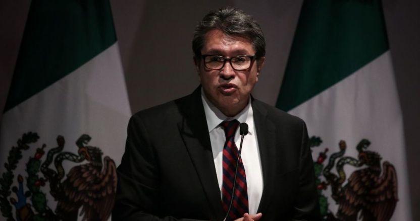 ricardo monreal tepjf - Monreal pide a la SCJN admitir la controversia presentada por José Luis Vargas