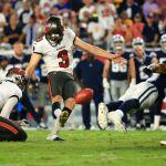 GettyImages 1339389648 - La temporada de la NFL dio inicio con una épica batalla de quarterbacks y como de costumbre Tom Brady fue el vencedor
