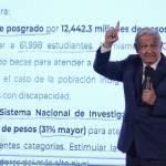 amlo conacyt - AMLO anuncia fortalecimiento de la ciencia mexicana