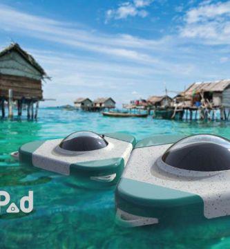 """befunky collage 50 - Estudiantes de Malasia crean WaterPod, una """"cápsula de desalinización de agua de mar"""""""